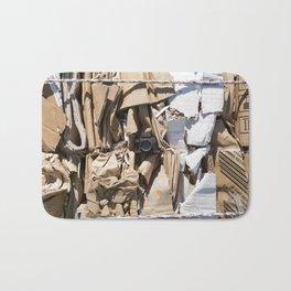 Compacted cardboard & Tiny Tiny Camera Bath Mat
