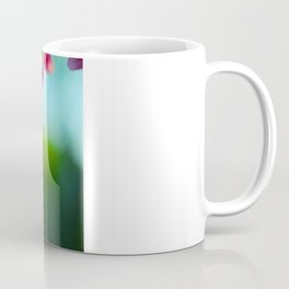 Pink Flowers Blue sky Coffee Mug