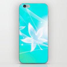 LADY LEAF IN THE HEAVEN iPhone & iPod Skin