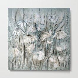prairie fleurie Metal Print