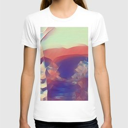 """ Aspen Polygon "" T-shirt"