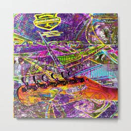 Exposition On Chalkie, Smarty Pants BS... Metal Print