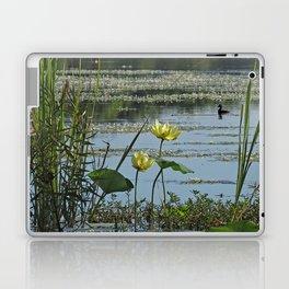 Lake Morning Laptop & iPad Skin