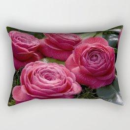 camelias Rectangular Pillow