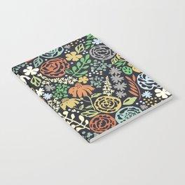 Dark Garden Notebook