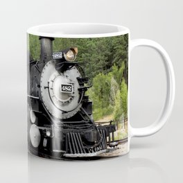 Stop at the Rockwood Depot Coffee Mug