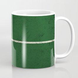 50 yard Football Coffee Mug