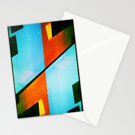 #5 (35mm multiple exposure) Stationery Cards