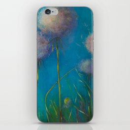 A gentle breeze iPhone Skin