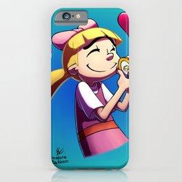 Helga G Pataki iPhone Case