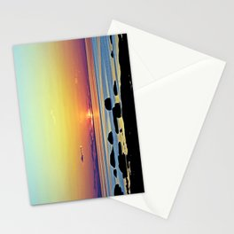 Summer's Glow Stationery Cards