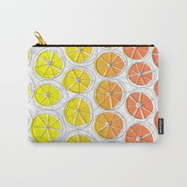 Red Lemonade Carry-All Pouch