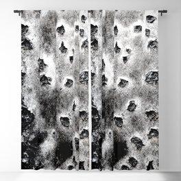 Lunar Damage Blackout Curtain