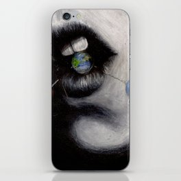 Candy Planets iPhone Skin