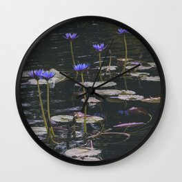 Just to stay alive Wall Clock