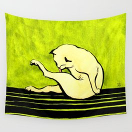 Indifference Wall Tapestry