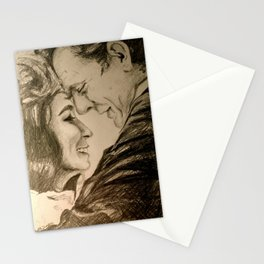 I Want To Love Like Johnny And June Stationery Cards