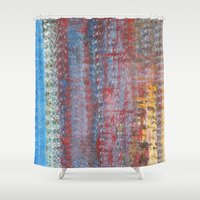 journey Shower Curtains featuring Journey by Angela Bruno