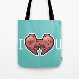 I PS YOU Tote Bag