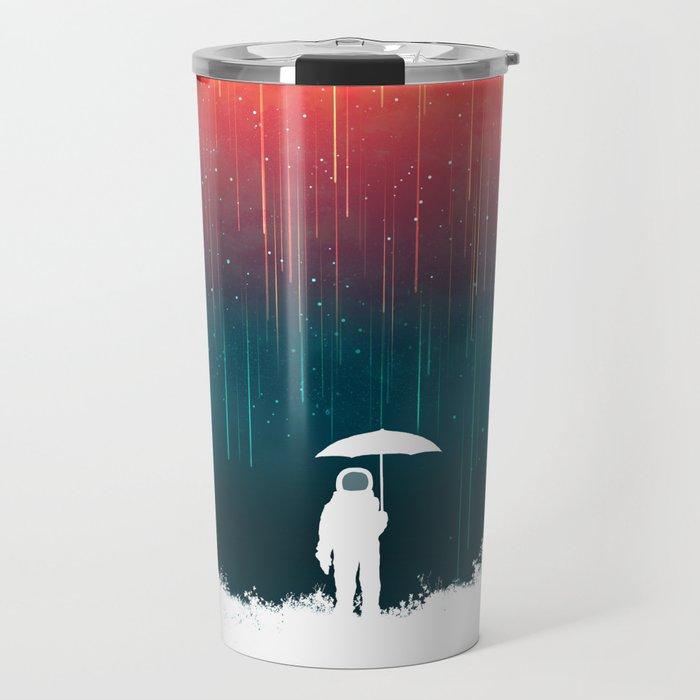 Meteoric rainfall Travel Mug
