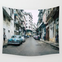 Centro Habana Wall Tapestry