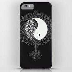 Yin Floral Yang iPhone 6s Plus Slim Case