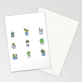 Pee Wee Prickles Stationery Cards