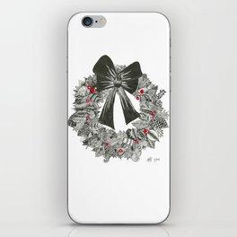 Happy Holidays! iPhone Skin