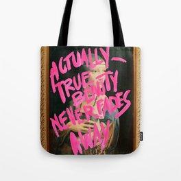 TRUEBEAUTY Tote Bag