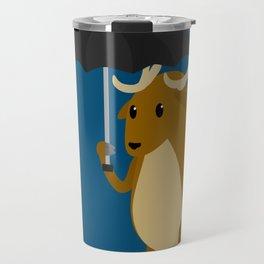 Rain-Deer Travel Mug