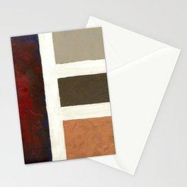 Textured Cubism -Modern Art - Office Art - Hospitality Art Stationery Cards