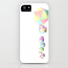Platonics iPhone Case