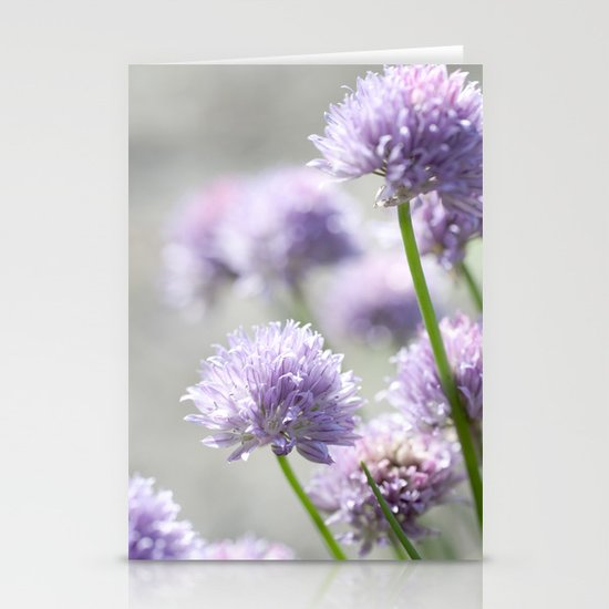 I dreamt of fragrant gardens Stationery Cards