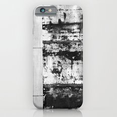 Black and White Abstract No. 0582 iPhone 6s Slim Case