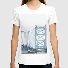 The Ben Franklin Bridge T-shirt