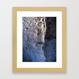 barren Framed Art Print