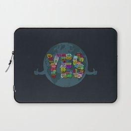 Y E S Laptop Sleeve