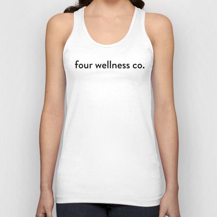 Four Wellness Co. Unisex Tank Top