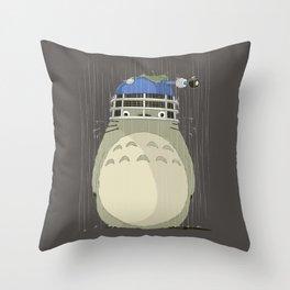 Totolek Throw Pillow