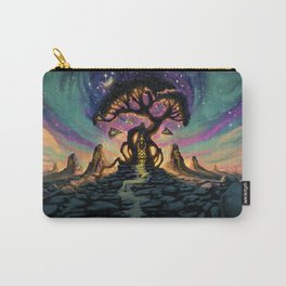 The Taurean Tree Carry-All Pouch