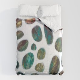 'No clear view 25'  Comforters