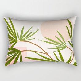 Summer in Belize Rectangular Pillow