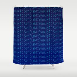 sunlight 2-day,sun,positive,good,sol,dia,glow,brillar,sunlight,gleam Shower Curtain