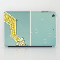 bubbles iPad Cases featuring Bubbles by Cassia Beck