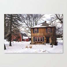 Country Charmer Canvas Print