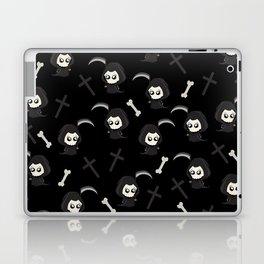 Cute Grim Reaper Pattern Laptop & iPad Skin