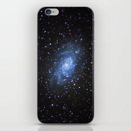 Triangulum Galaxy iPhone Skin