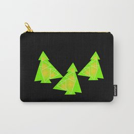 Three little trees Carry-All Pouch