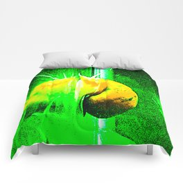 Snail Punch Comforters