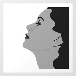 Beauty & Grace Art Print